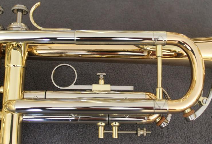 Bild 6: Kühnl & Hoyer Sella G Trompete inkl. Koffer