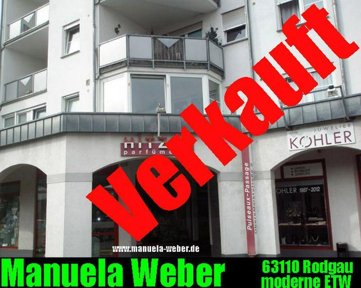 +VERKAUFT+ 63110 Rodgau: 2 Zimmer-ETW 135.000 #