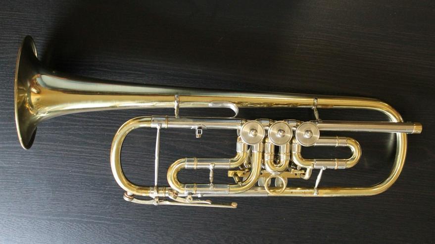 Bild 2: Deutsche B - Konzert - Trompete, 3 Drehventile