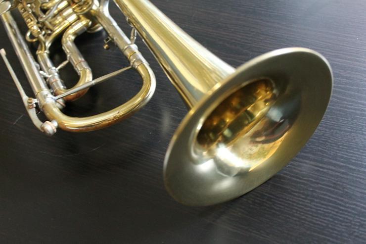 Bild 5: Deutsche B - Konzert - Trompete, 3 Drehventile