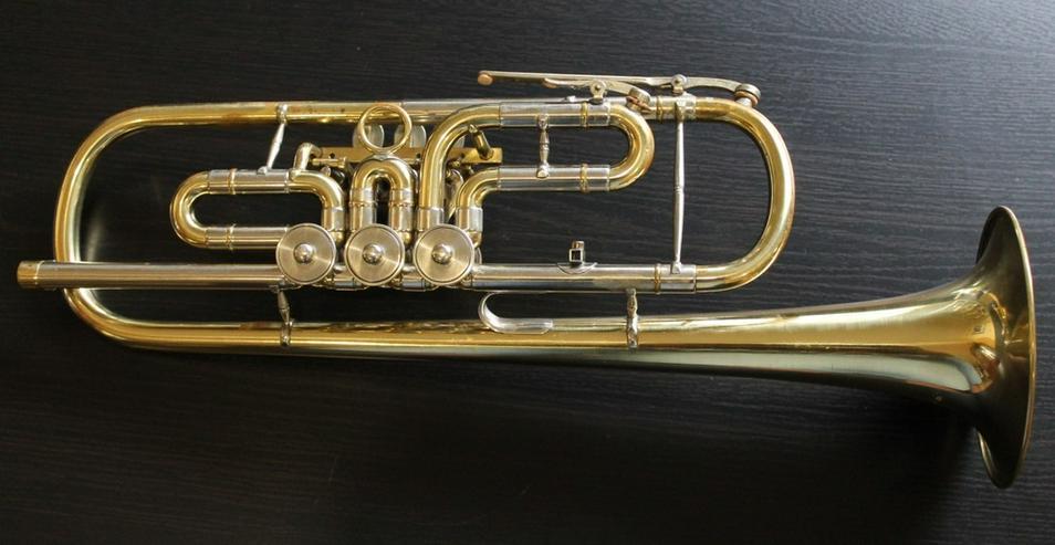Bild 6: Deutsche B - Konzert - Trompete, 3 Drehventile