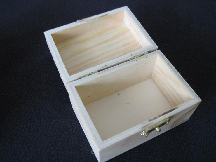 Bild 3: 3 Schatzkisten , Schatzkästchen aus Holz