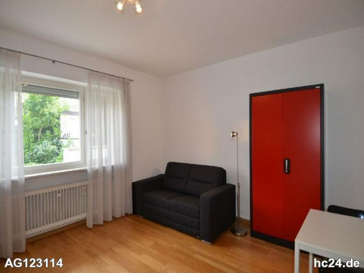 Modernes 1-Zimmer Apartment in Lörrach-Stadtmitte - Wohnen auf Zeit - Bild 1