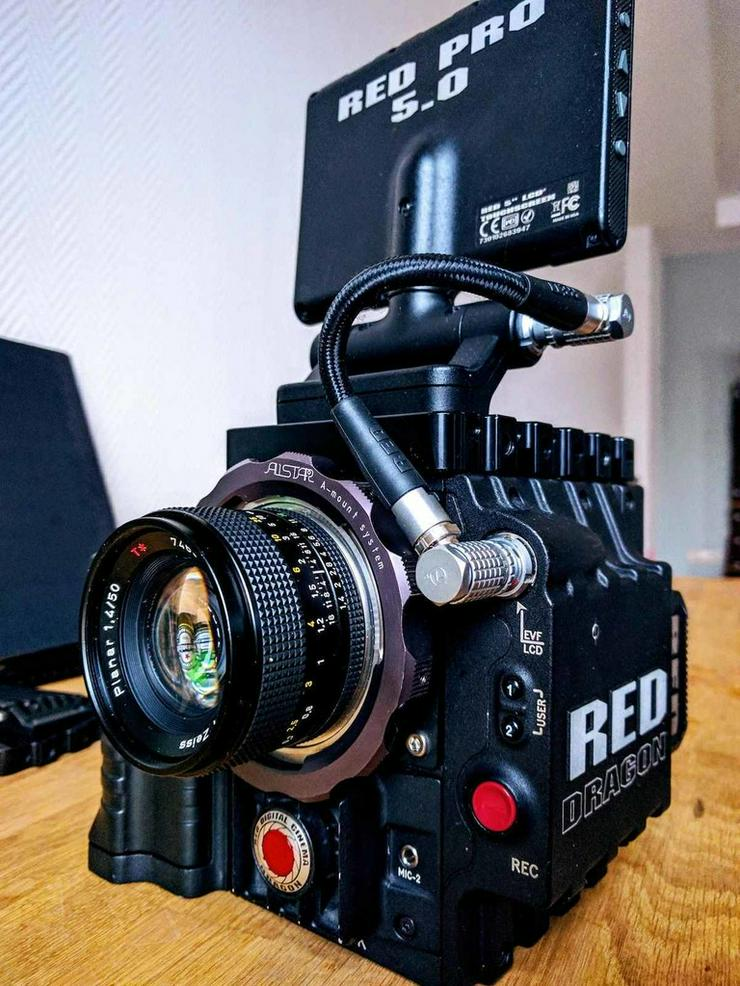 RED EPIC DRAGON 6K Package + Equipment