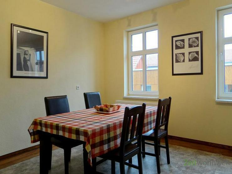 (EF0306_M) Meiningen: Meiningen, vollmöblierte 2- Wohnung mit Wohnküche direkt in der In... - Bild 1