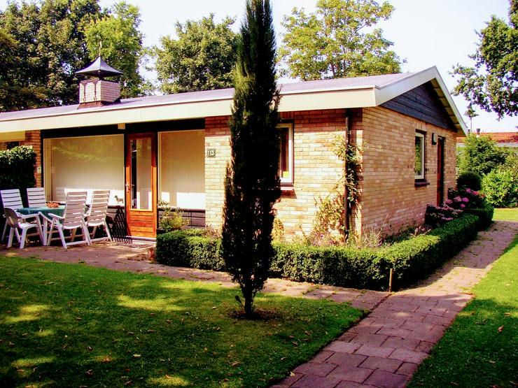 SEHR STRANDNAH:  2-6Pers Ferienhaus, bei Domburg - Ferienhaus Niederlande - Bild 1