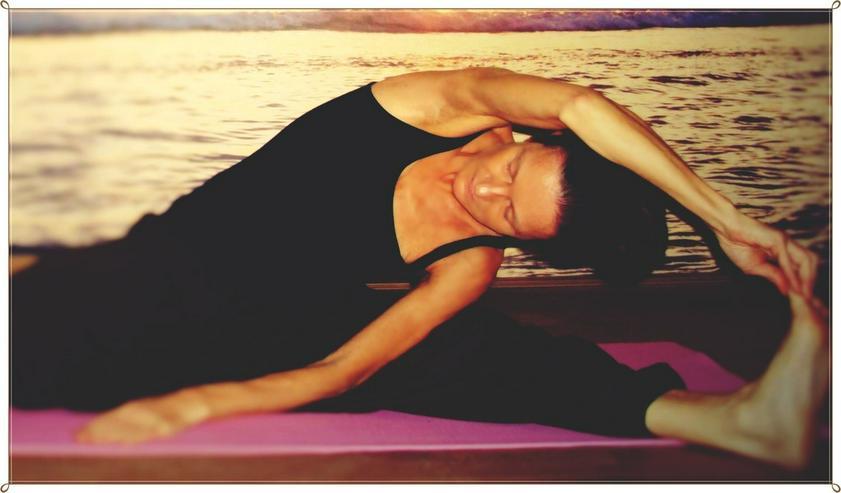 Rückenyogakurs - leicht in den Tag