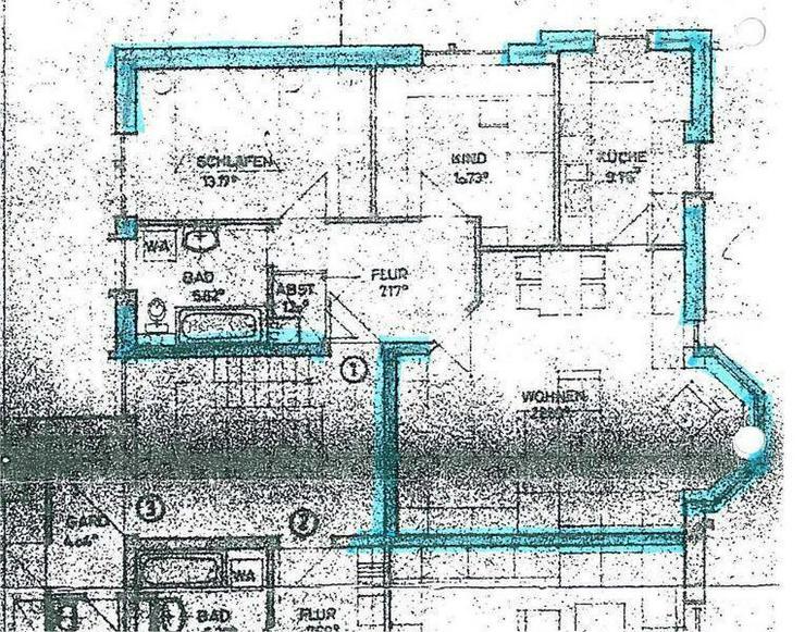 schicke 3-Zimmerwohnung im Stadtnorden - Wohnung mieten - Bild 1