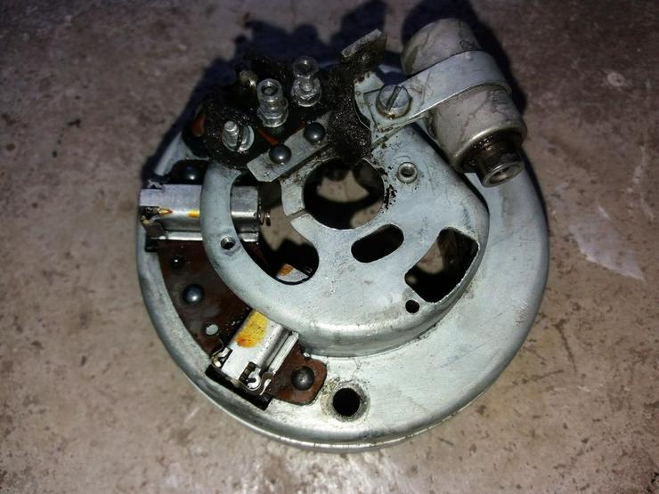 Lichtmaschine 6V 45W IFA RT Simson DDR