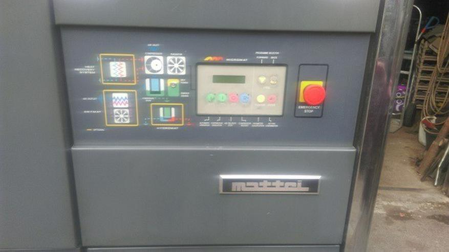 Mattei Optima 45 H Rotationskompressor
