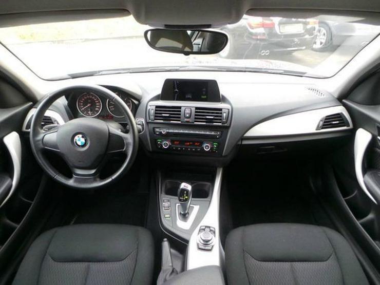 Bild 4: BMW 116dA 5-Türer Navi Freisprech. Sitzh. Klimaauto