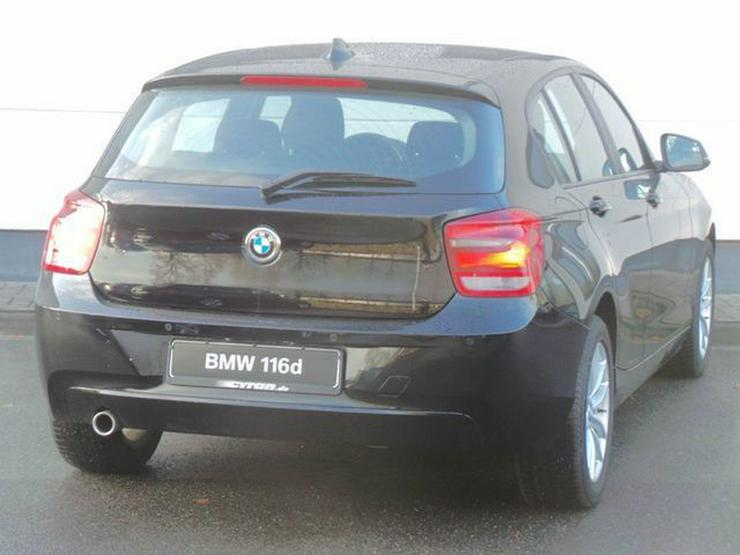 Bild 2: BMW 116dA 5-Türer Navi Freisprech. Sitzh. Klimaauto