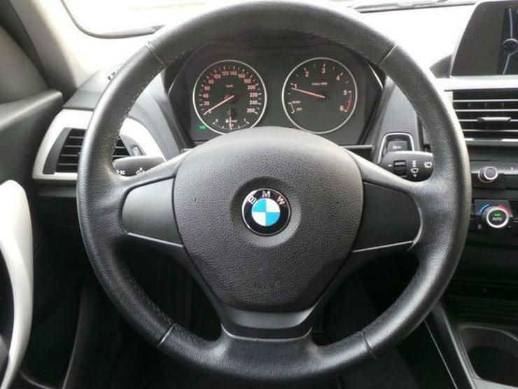 Bild 6: BMW 116dA 5-Türer Navi Freisprech. Sitzh. Klimaauto