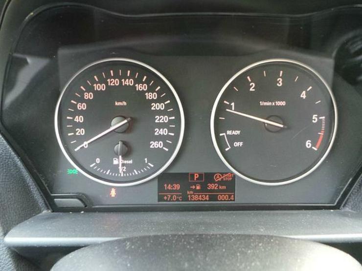 Bild 5: BMW 116dA 5-Türer Navi Freisprech. Sitzh. Klimaauto