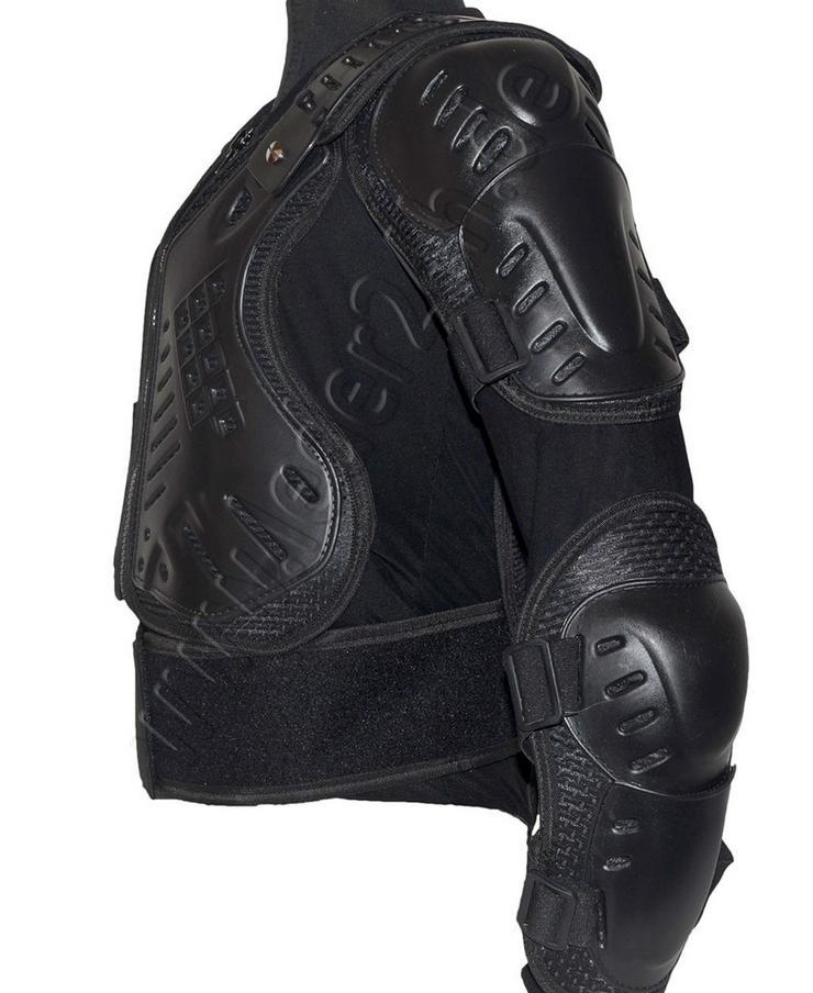 Bild 2: Protektorenjacke Motorrad Schutzjacke S bis 5XL