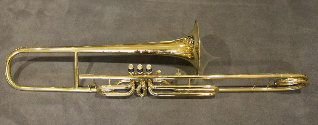 Amati Bb + C Ventilposaune AVT 272 A - Blasinstrumente - Bild 1