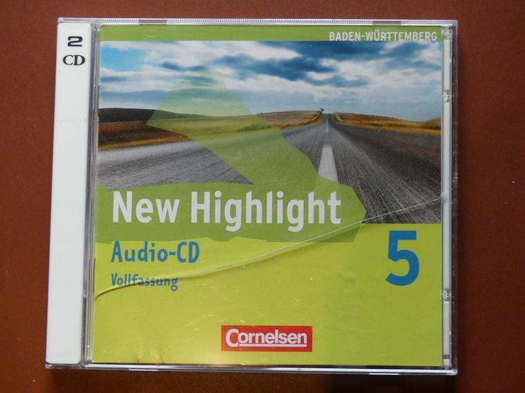 New Highligth (CD für Englisch-Schulbuch)