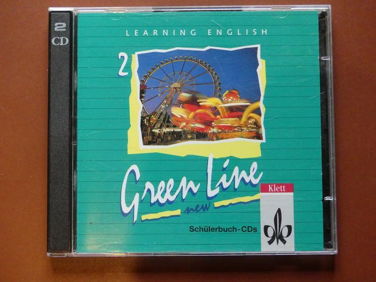 Schülerbuch-CD Green Line new 2 (6. Klasse)