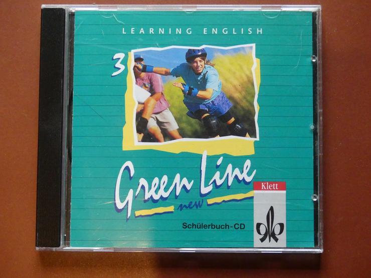 Schülerbuch-CD Green Line new 3 (7. Klasse)