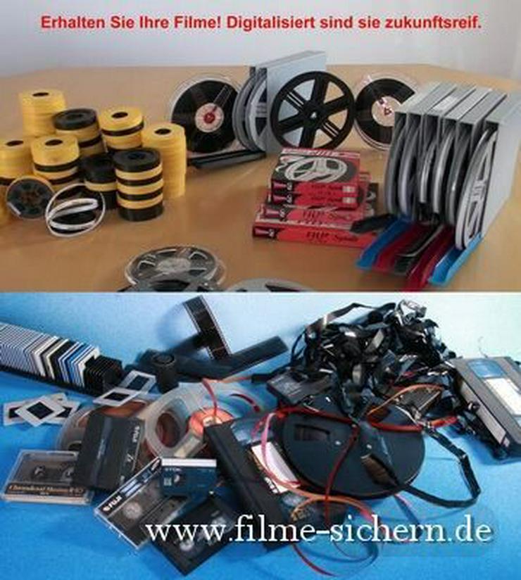 HeloFilm - Spezialist für Digitalisierungen!
