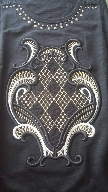 Bild 3: NEU DamenShirt Bluse Gr. M/L in Schwarz