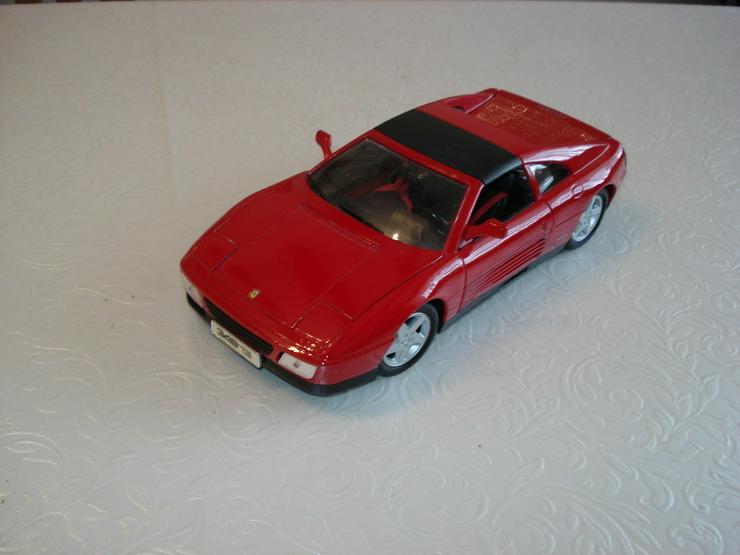 Bild 5: 5 Modellautos 1:18 Ferrari Bastler Konvolut