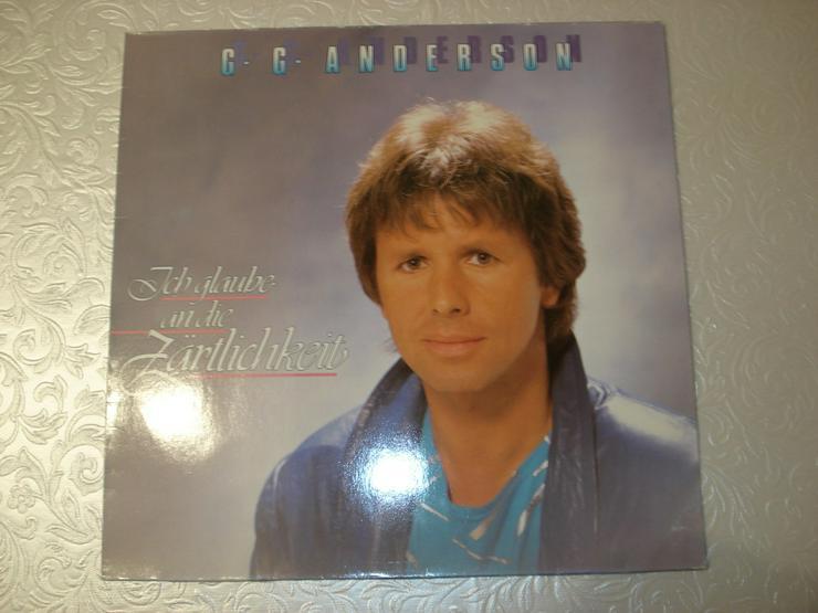 Bild 3: 10 alte Schager Vinyl Langspielplatten