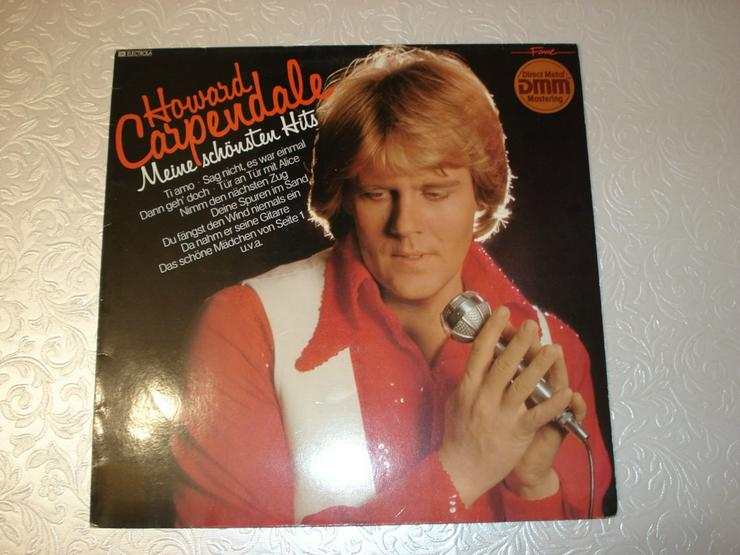 Bild 6: 10 alte Schager Vinyl Langspielplatten