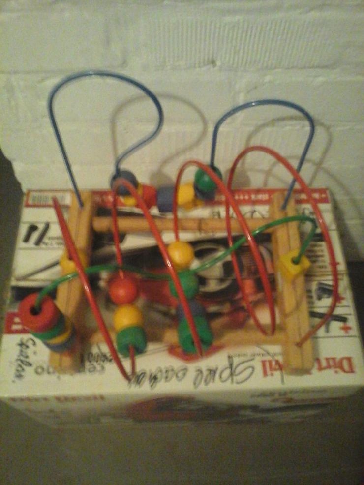Kleinkindmotorikspielzeug - Spielzeug für Babys - Bild 1