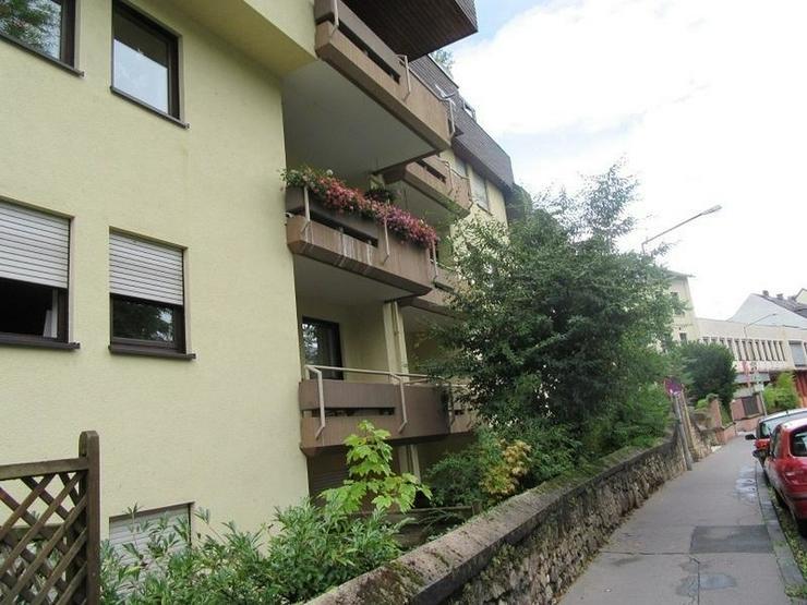Bild 2: Ideal für Kapitalanleger/Studenten - 1 ZKB mit Terrasse in Trierer Innenstadt -von Schlap...
