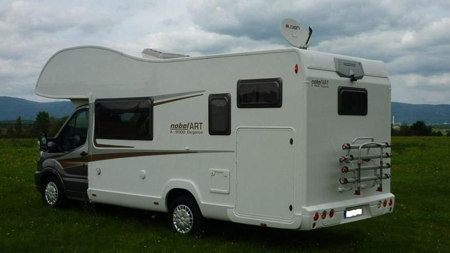 Ford 2.2 TDCi 155k, Nobel Art, mit 6 Betten - Caravan - Bild 1