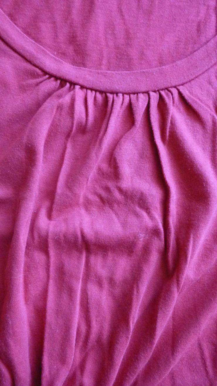 Bild 4: Damen T-Shirt Gr.S 34/36 in rot