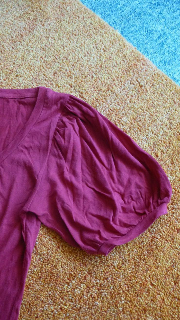 Bild 5: Damen T-Shirt Gr.S 34/36 in rot