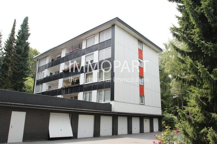 Helle, gutgeschnittene 4-Zimmer-Wohnung in ruhiger Lage - Solingen Aufderhöhe-Merscheid