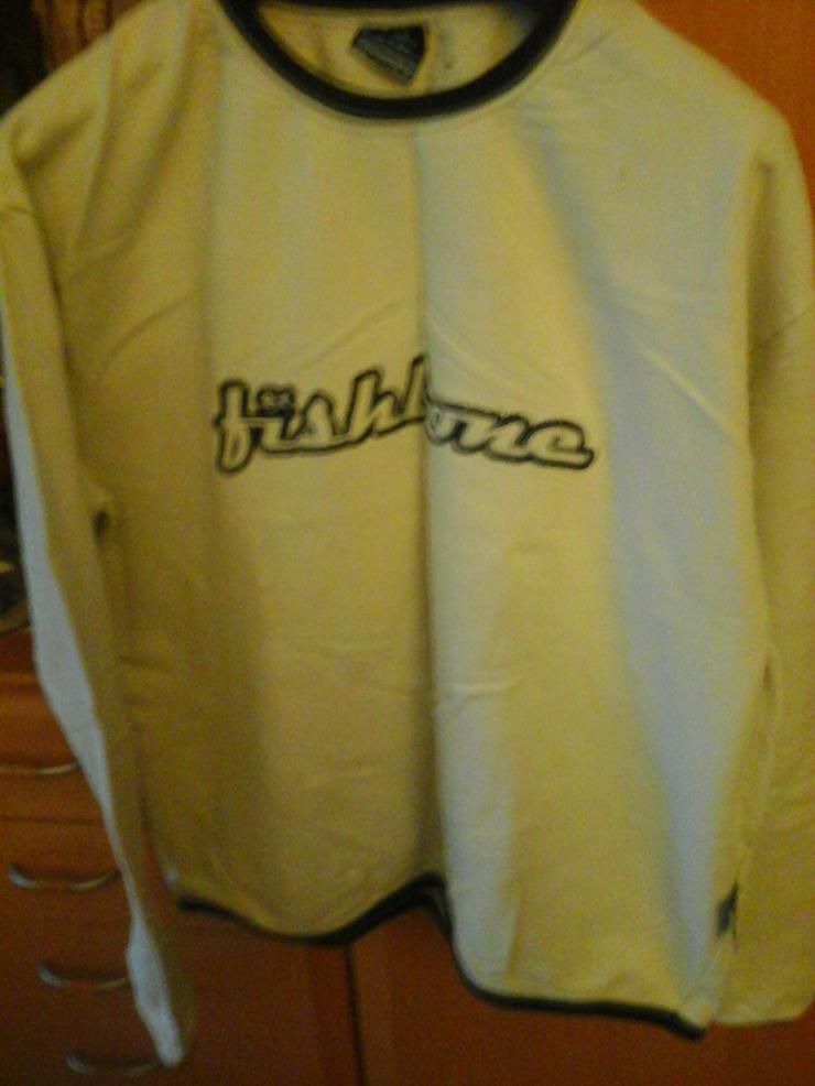 fishbone Sweatshirt - Größen 56-58 / XL - Bild 1