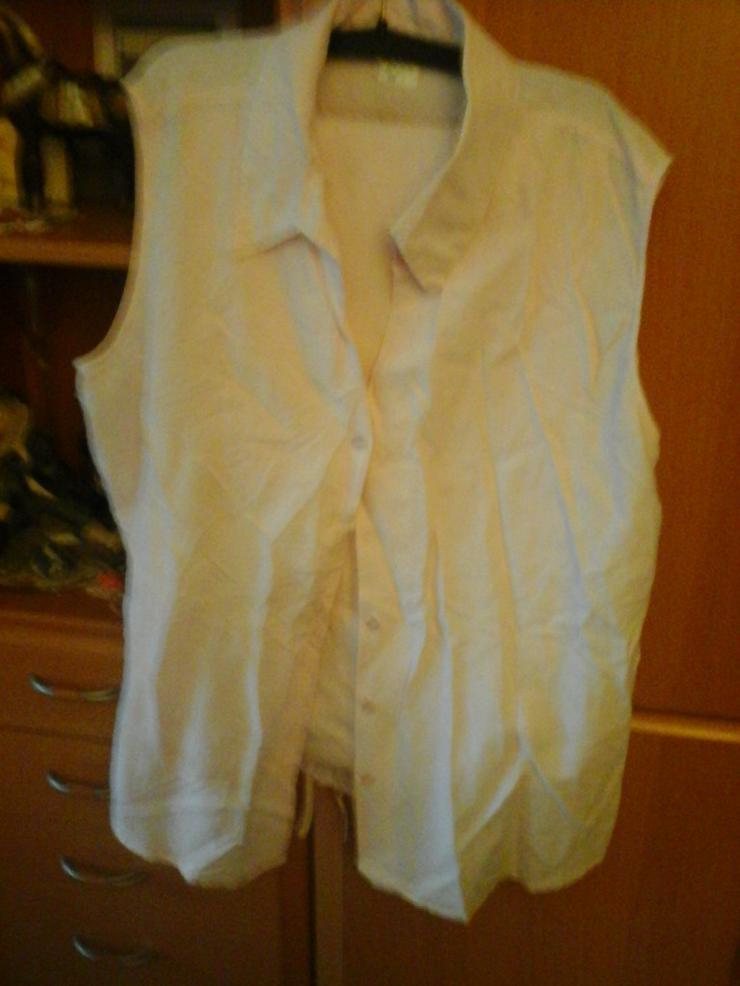 M&S Mode Bluse mit passender Hose - Größen 48-50 / XL - Bild 1
