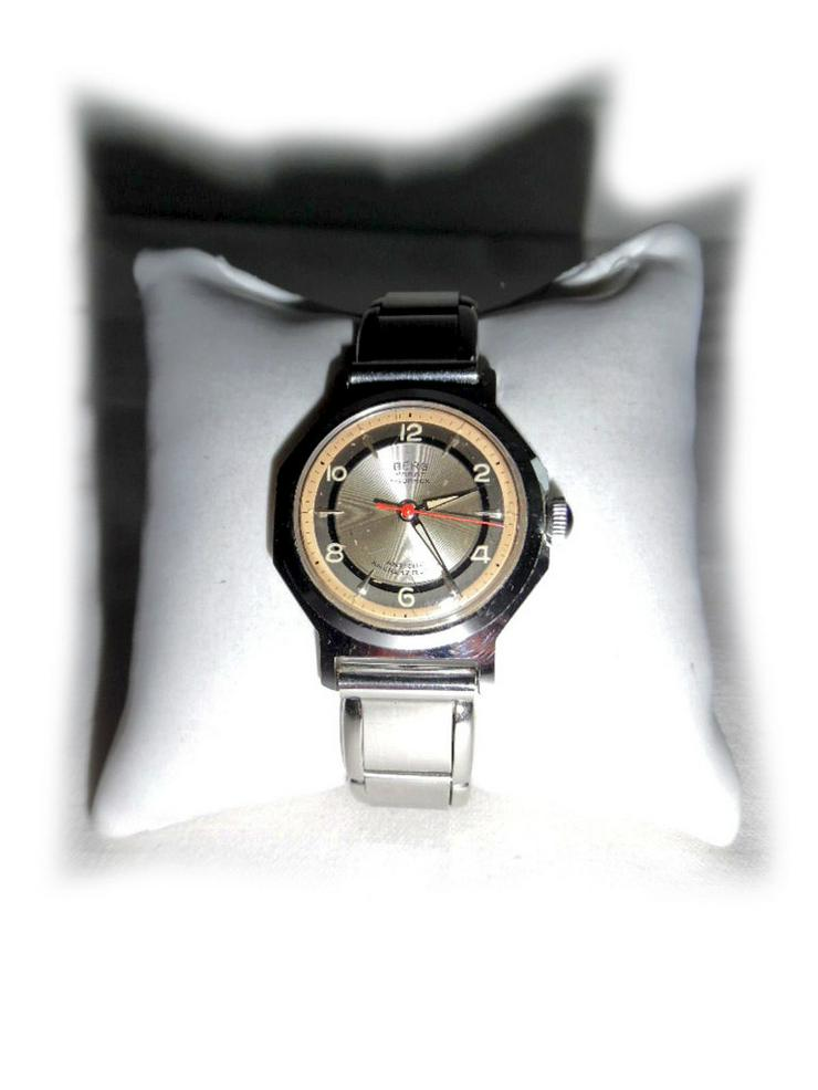 Seltene Armbanduhr von Berg Parat