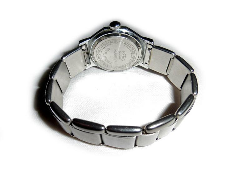 Bild 3: Seltene Armbanduhr von Berg Parat