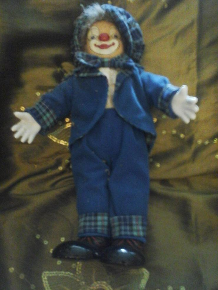 Clown PORZELLAN - Figuren & Objekte - Bild 1