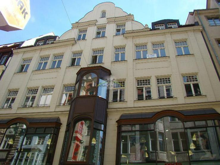 Bild 2: +++ Attraktive Maisonettewohnung in der Hainstraße - ruhig, zentral, klasse Architektur +...