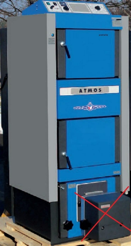 Kombikessel Atmos DC 25 GSPL für Holz und Öl