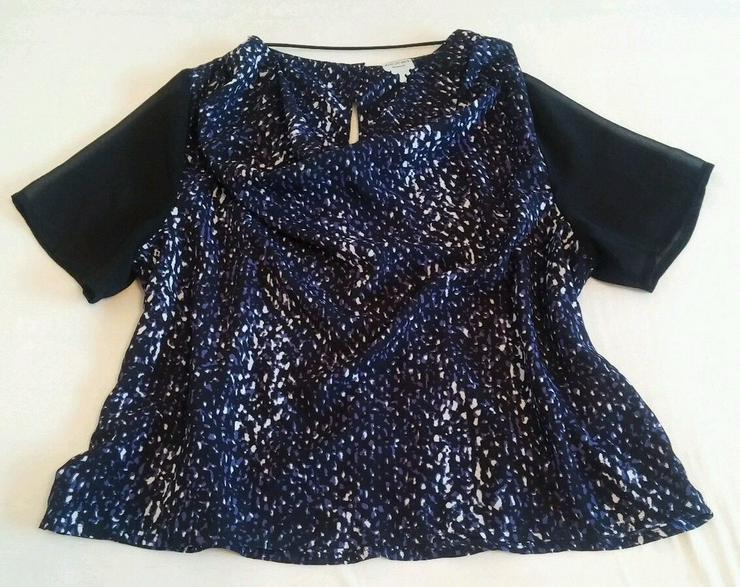 Damen Sommer Bluse Gr. S/M MONKI NW - Größen 36-38 / S - Bild 1