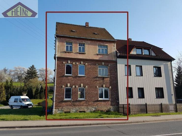 Sanierungsbedürftiges Zweifamilienhaus preiswert zu verkaufen - Haus kaufen - Bild 1