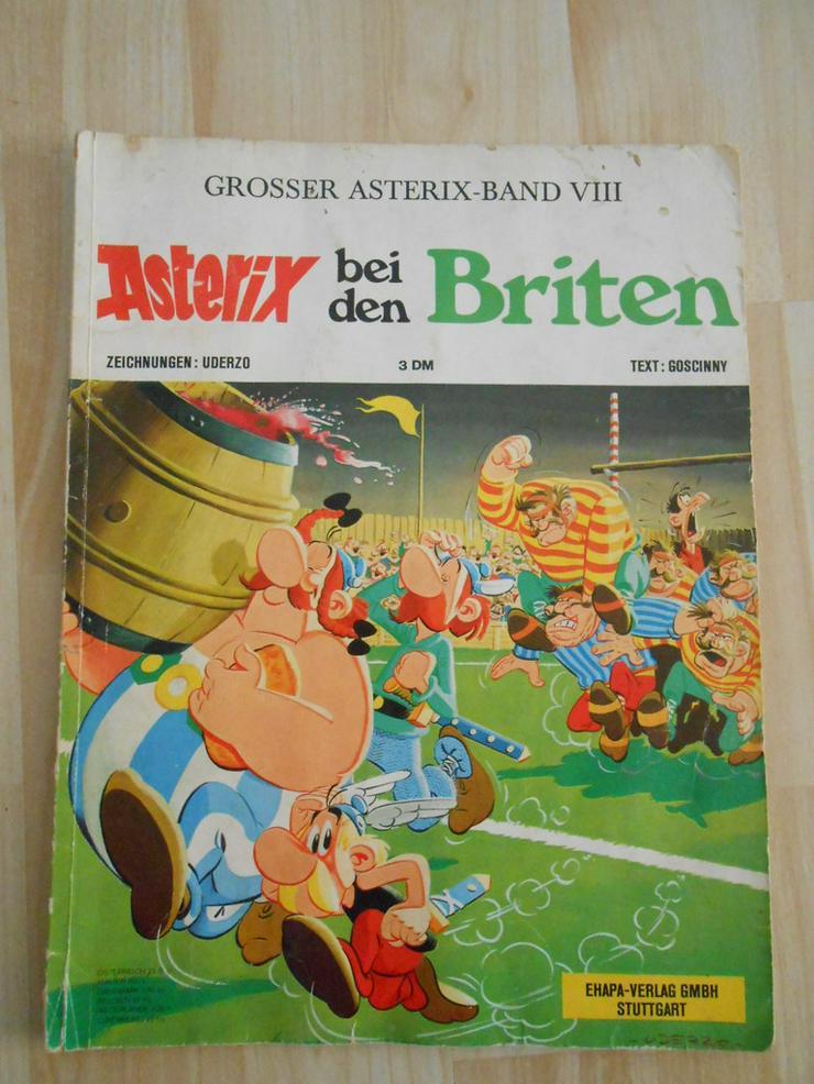 Erstausgabe Asterix Bände - Comics - Bild 1