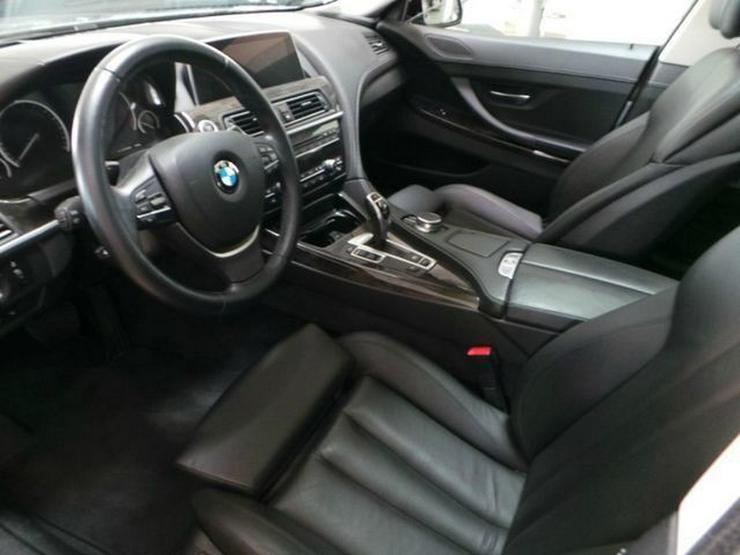 Bild 4: BMW 640 Gran Coupe LED Navi Head Up HiFi GSD LM 19''
