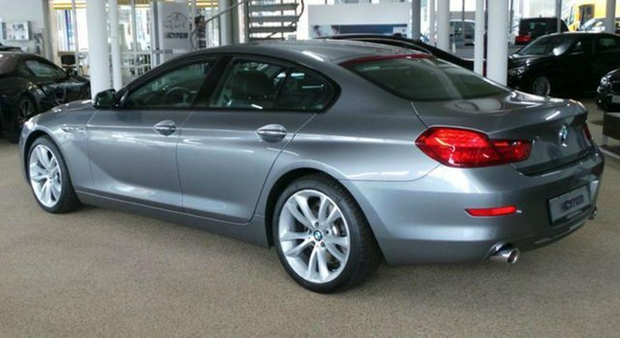 Bild 2: BMW 640 Gran Coupe LED Navi Head Up HiFi GSD LM 19''
