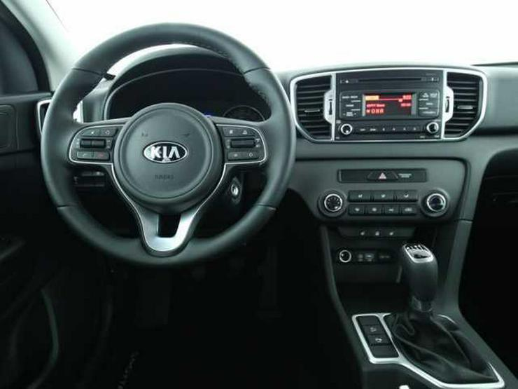 Bild 5: KIA Sportage 1.6 GDI Edition 7 Emotion Klimaanlage
