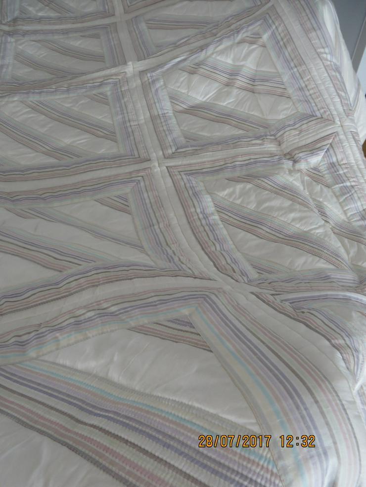 Bettüberwurf für Doppelbett