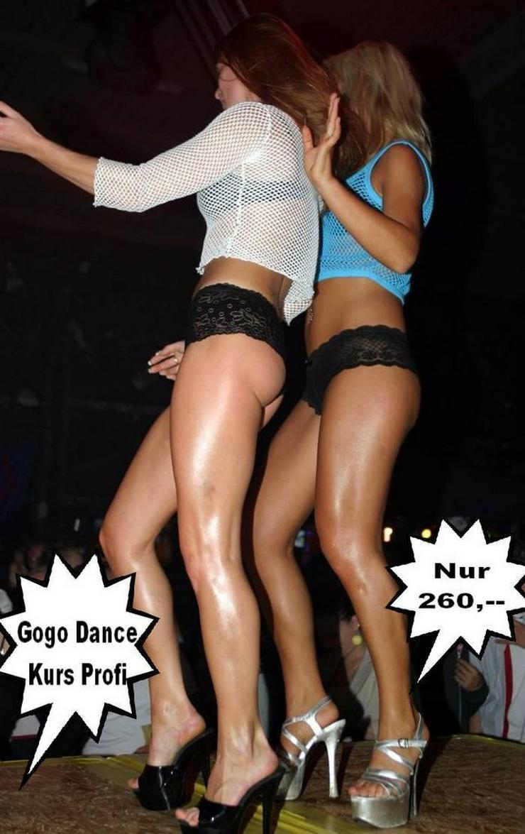 Gogo tanzen lernen Gogo Dance Unterricht Jeder