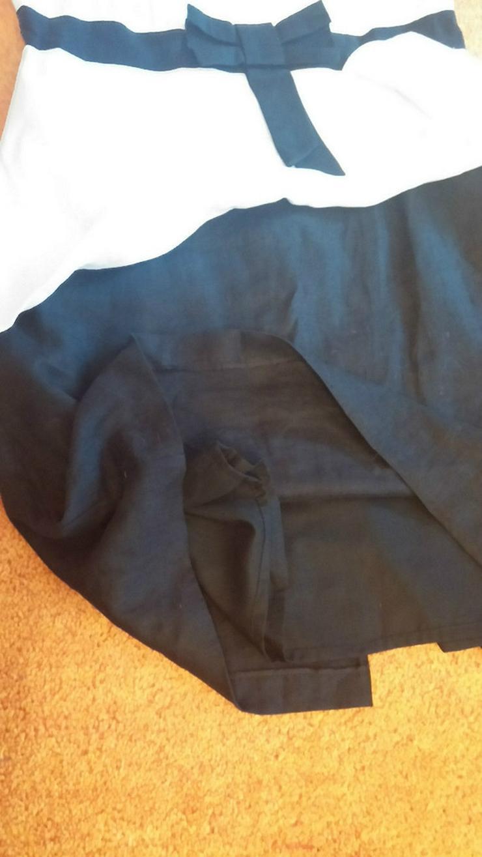 Bild 4: NEU Damen Kleid gefüttert Gr. 42 100 % Leinen